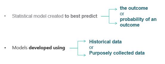 Predictive Analytics introduction